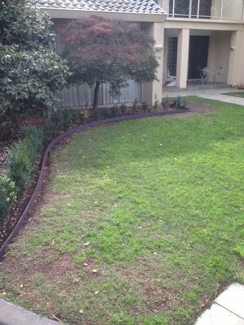 Steel Garden Edging2